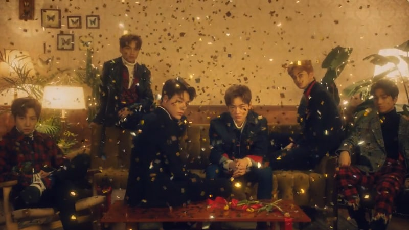 """Watch: NCT Dream Spreads Holiday """"Joy"""" With New SM Station MV"""