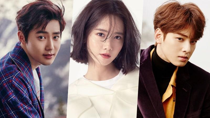 EXO's Suho, Girls' Generation's YoonA, And ASTRO's Cha Eun Woo To MC 2017 MBC Gayo Daejejun