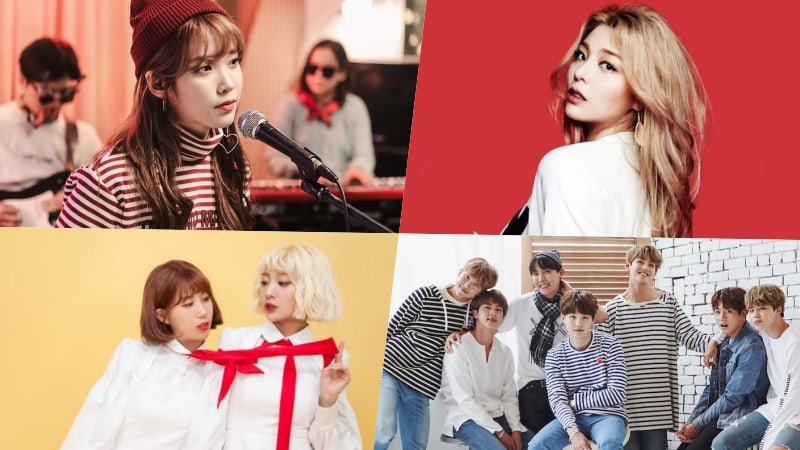 Bugs Music Shares Most Popular Artists, Songs, And Albums Of 2017