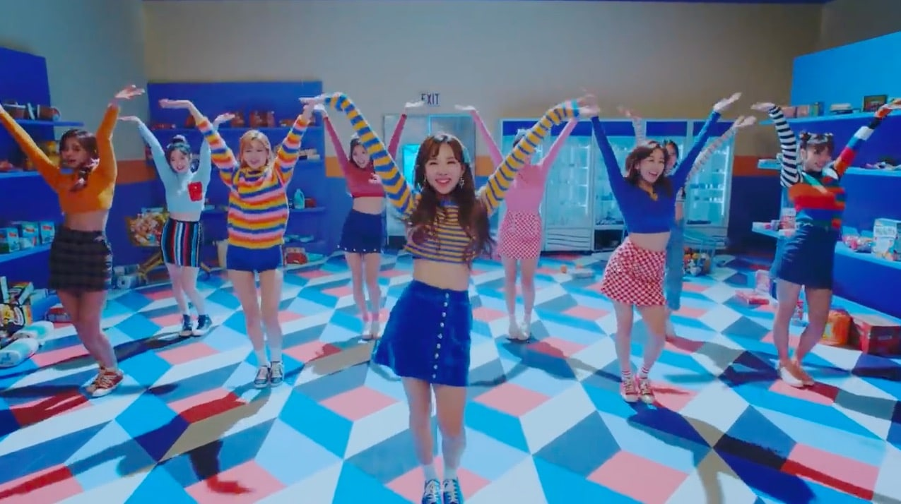 "TWICE's ""Heart Shaker"" Becomes Fastest K-Pop Girl Group MV To Hit 30 Million Views"