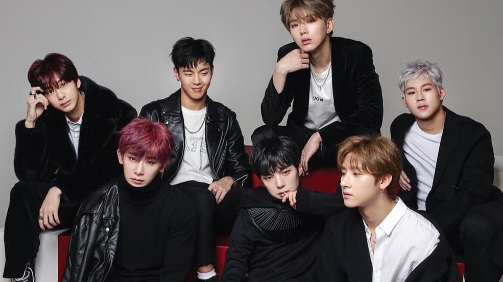 MONSTA X To Release Christmas Carol Composed By Jooheon