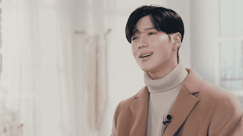 "Watch: SHINee's Taemin Serenades With Live Performance Of B-Side Track ""Snow Flower"""