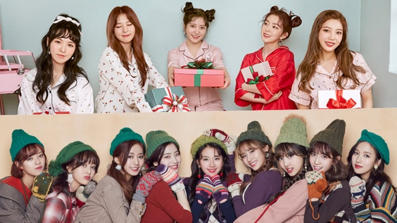 QUIZ: Which Female K-Pop Star Will Be Waiting To Surprise You On Christmas Morning?