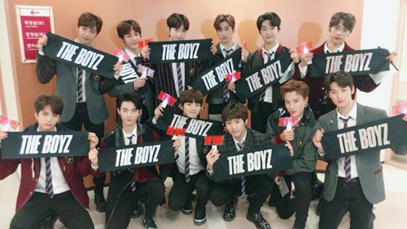 Watch: The Boyz Burst Into Tears Behind The Scenes Of Debut Showcase