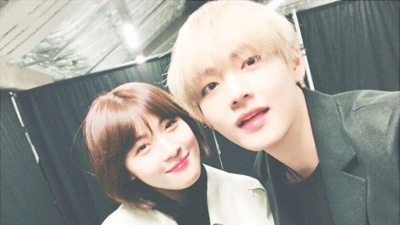 Actress Ha Ji Won Talks About How She Became Friends With BTS's V