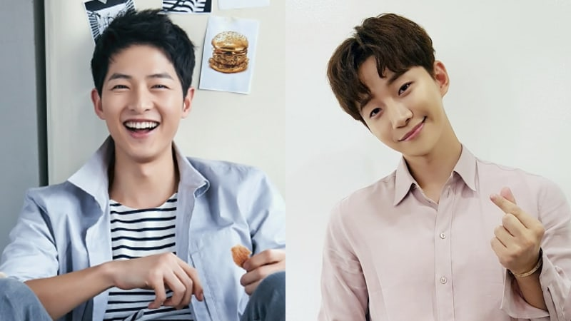 """Song Joong Ki Reportedly Gifts 2PM's Junho A Food Truck On The Set Of """"Just Between Lovers"""""""