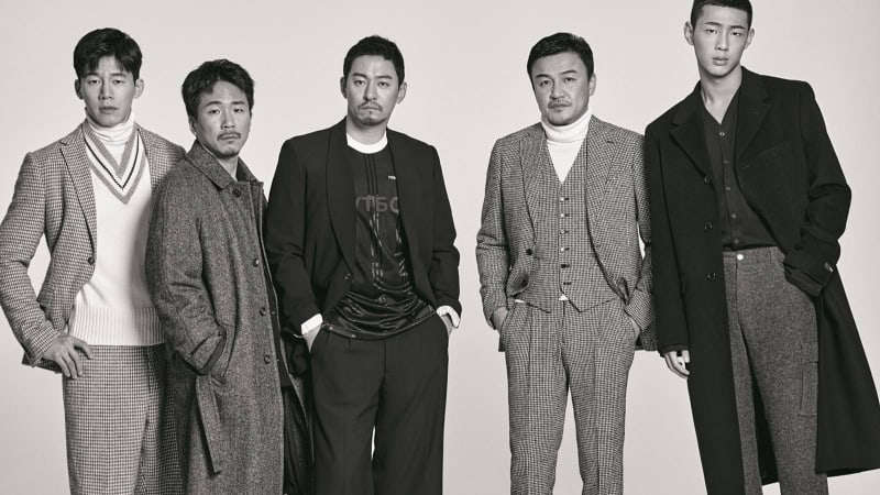bad guys 2 premieres with promising ratings soompi