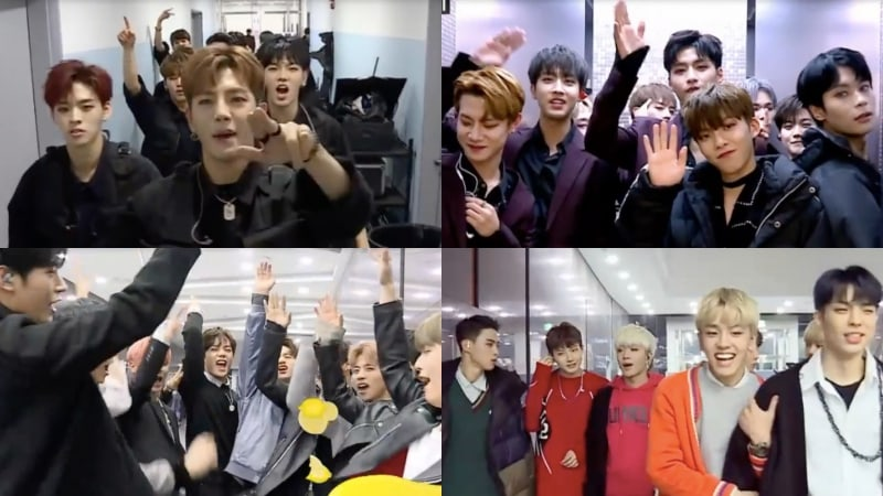 """Watch: """"MIXNINE"""" Male Contestants Prepare For Battle In New Preview"""