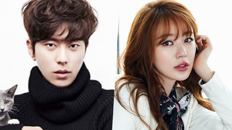Yoon Hyun Min And Yoon Eun Hye May Be Starring In New Romantic Sci-Fi Drama