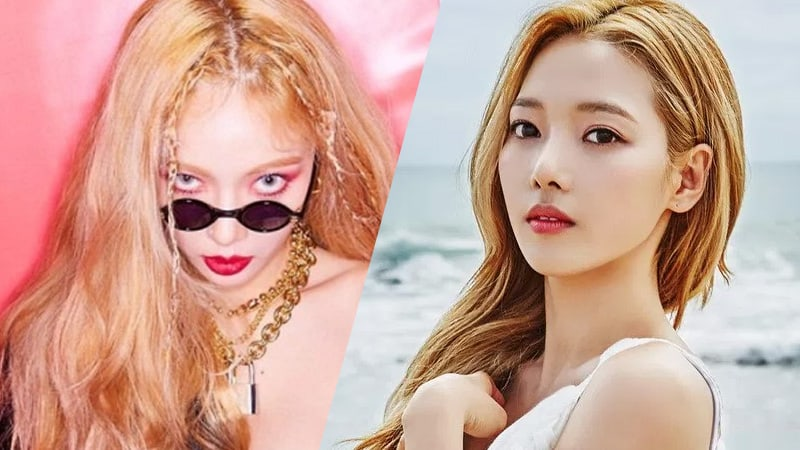 HyunA Shares Story About Meeting KARD's Somin In Person After Talking On Social Media
