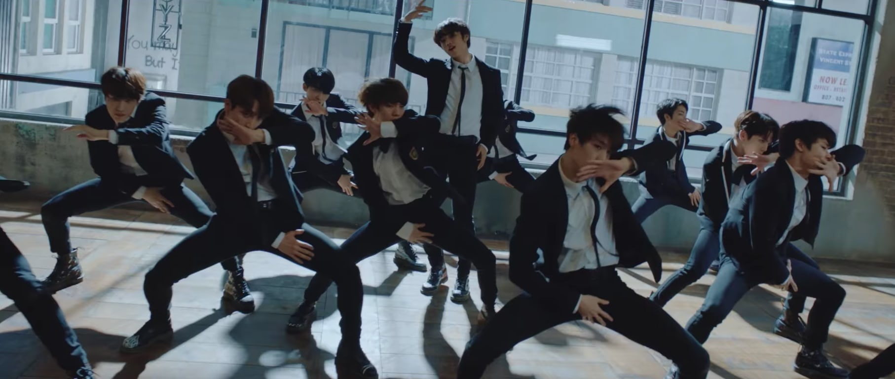 "Watch: The Boyz Drops Slick Performance Music Video For ""Boy"""