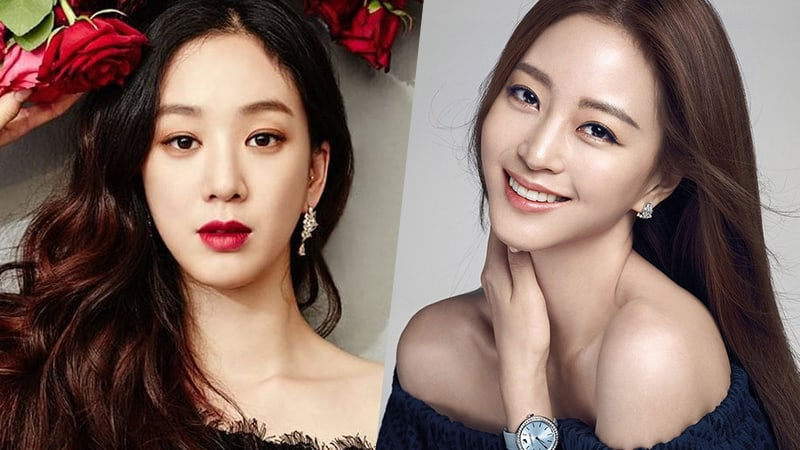 Jung Ryeo Won On Her Close Friendship With Han Ye Seul