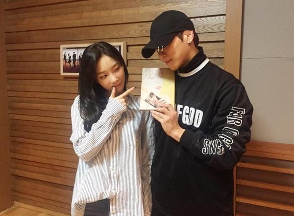 Taeyeon Posts Heartfelt Message For SHINee's Jonghyun