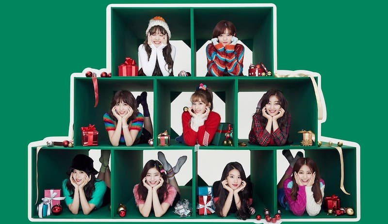 TWICE Notably Tops 4 Of Gaon's Weekly Charts With Newest Release