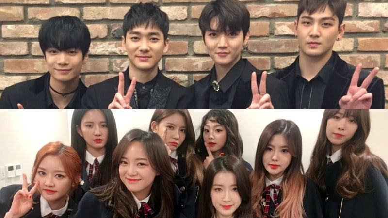 "NU'EST W And gugudan To Be First Performers On ""Sugar Man 2"""