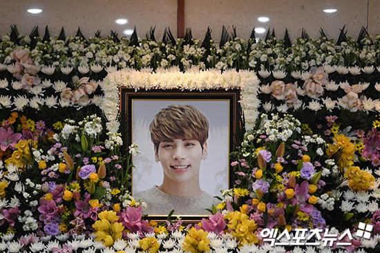 Family, Friends, And Fans Say Their Final Goodbye To SHINee's Jonghyun