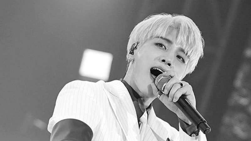 SHINee's Jonghyun Said His New Song Was Meant To Comfort Those Who Lost A Loved One