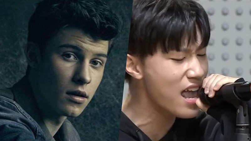 Watch: Shawn Mendes Reacts To Bang Ye Dam's Cover Of His Song