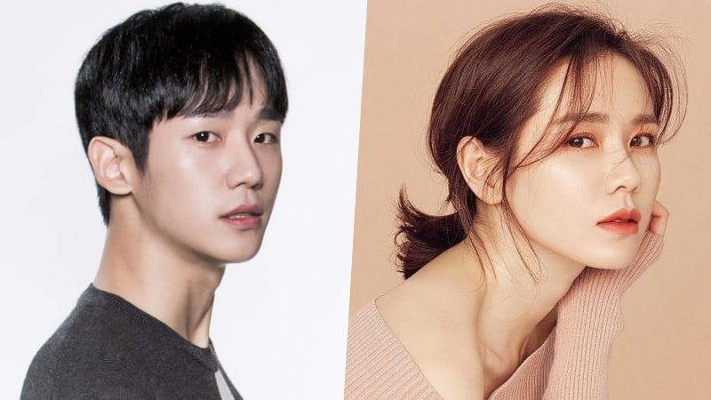 Jung Hae In And Son Ye Jin In Talks To Star As Leads Of Upcoming JTBC Drama
