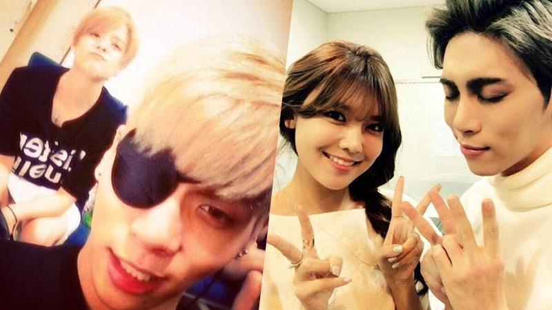 f(x)'s Amber And Girls' Generation's Sooyoung Post Messages For SHINee's Jonghyun