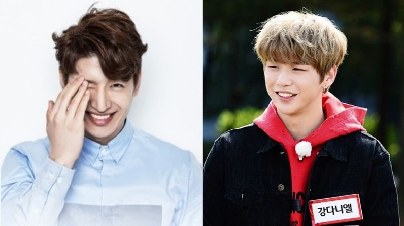 g.o.d's Son Ho Young Talks About Being Compared To Wanna One's Kang Daniel