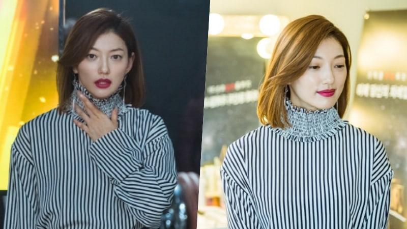 "Lee El Transforms Into Cha Seung Won's Charismatic Secretary In ""Hwayugi"""