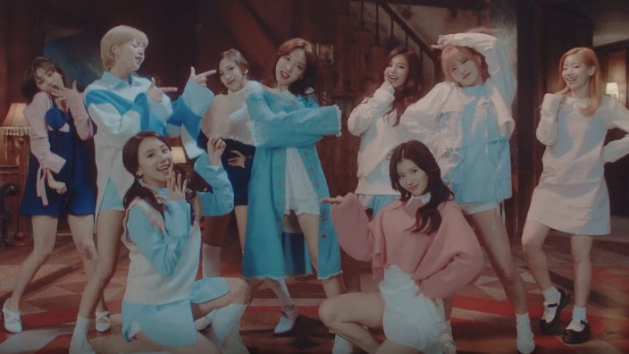 "TWICE's ""TT"" Becomes Fastest K-Pop Group Music Video To Hit 300 Million Views"