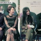 """Watch: """"Untouchable"""" Actors Are Cute And Playful With Each Other In Interview"""