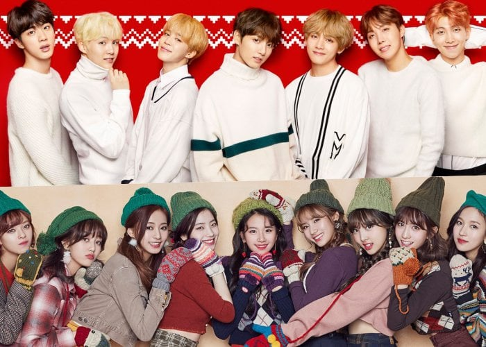 Koreans Choose Which K-Pop Idols They Want To Spend Christmas With