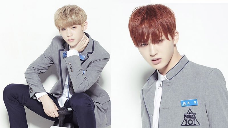 "Justin And Zhu Zheng Ting From ""Produce 101 Season 2"" To Participate In Chinese Survival Audition Program"