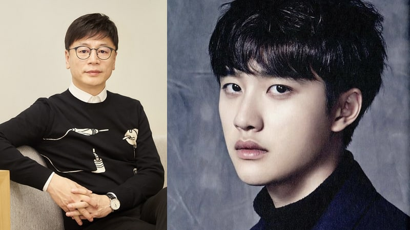 """""""Along With The Gods"""" Director Talks About His Impression Of EXO's D.O. As An Actor"""