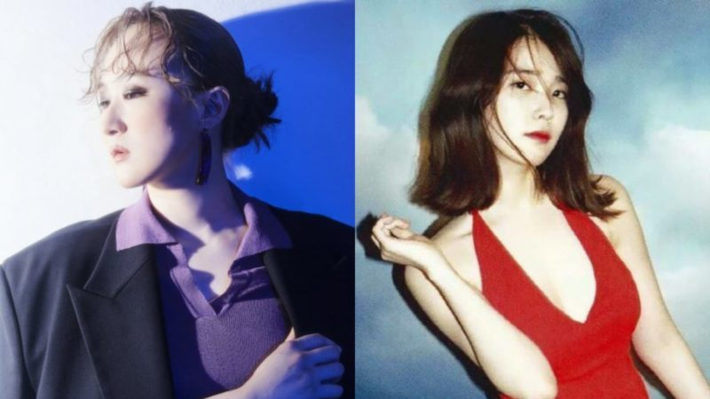 IU And Sunwoo Jung-A Can't Stop Praising Each Other As They Talk About Working Together