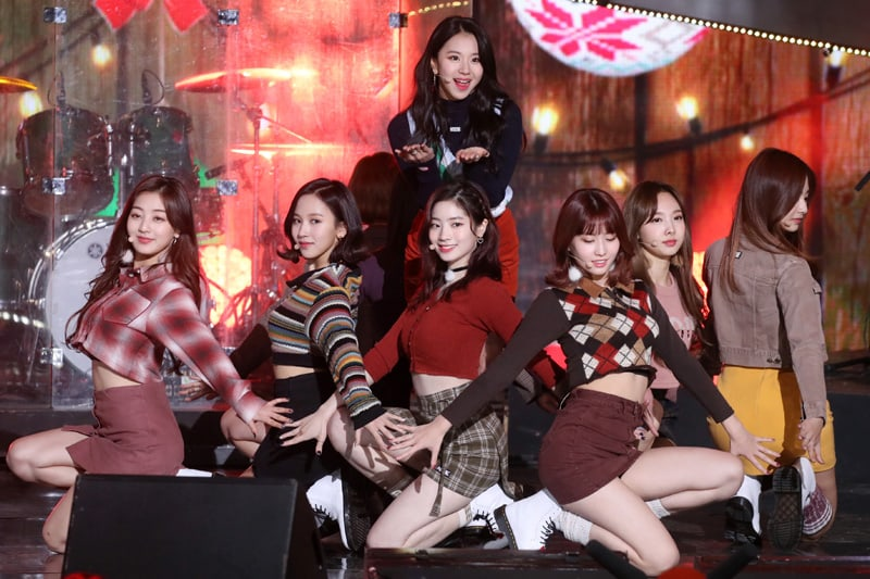 TWICE Becomes First Foreign Female Artist To Achieve Triple Crown On Oricon Chart
