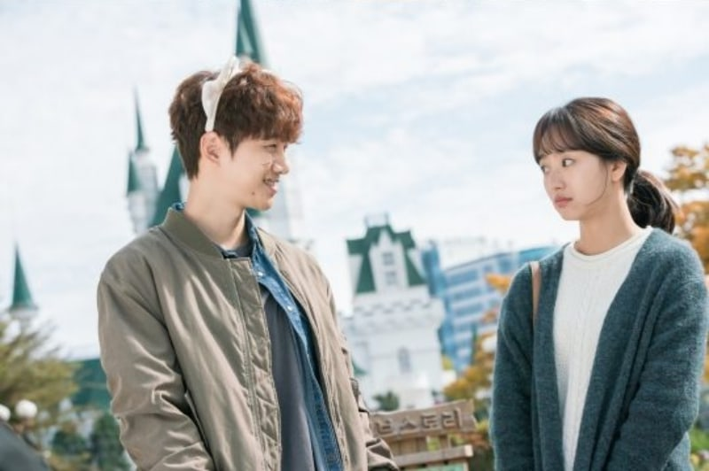 """Junho And Won Jin Ah Go On An Adorable Date In """"Just Between Lovers"""""""