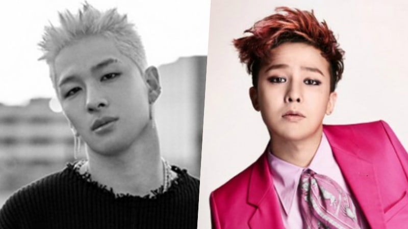 BIGBANG's Taeyang And G-Dragon To Enlist In Military In 2018
