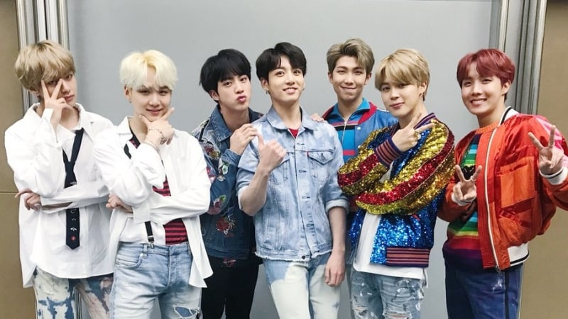 BTS Sets New Record For Highest Ranking K-Pop Artist Ever On Oricon's Yearly Singles Chart