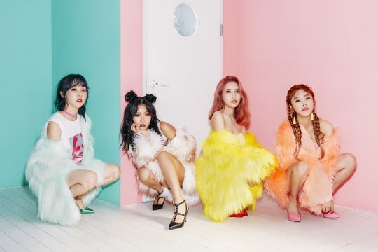 MAMAMOO Preparing Special Medley Of Hit 2017 K-Pop Songs For This Year's KBS Song Festival