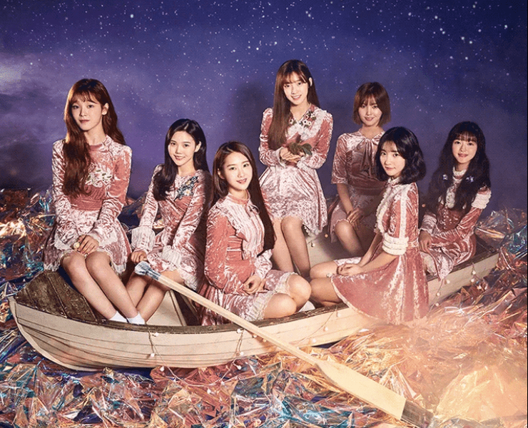 """Oh My Girl Talks About Success Of """"Secret Garden"""" And Song From B1A4's Jinyoung"""
