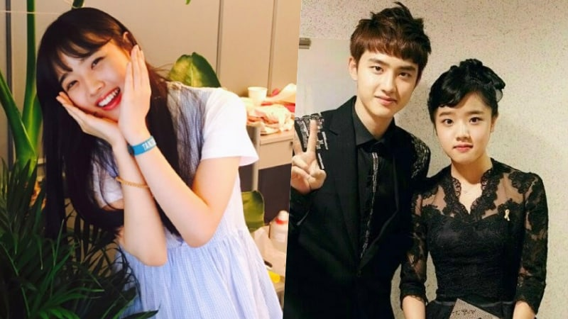 Actress Kim Hyang Gi Shares Her Thoughts On Looking Like EXO's D.O.