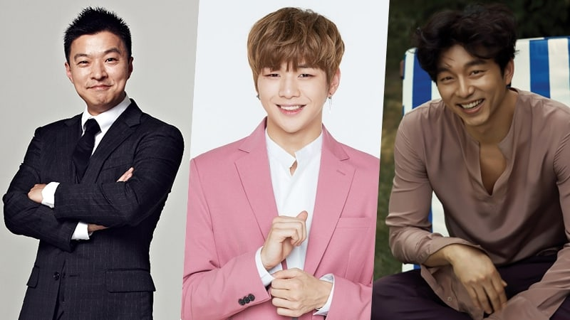 December Male Advertisement Model Brand Reputation Rankings Revealed