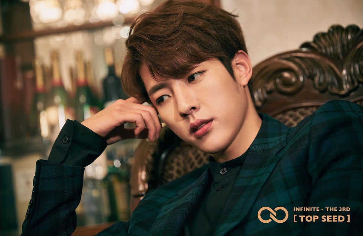 Infinite Sungyeol 2017