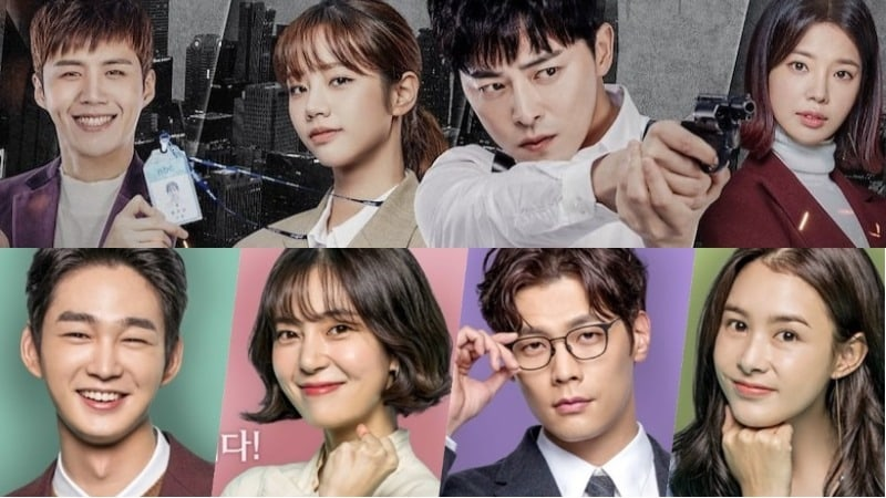 """""""Two Cops"""" And """"Jugglers"""" Battle To Take First Place In Ratings For Monday-Tuesday Timeslot"""