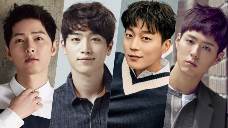 Update: Song Joong Ki, Seo Kang Joon, Yoon Doojoon To Join Park Bo Gum In Presenting 2017 KBS Drama Awards