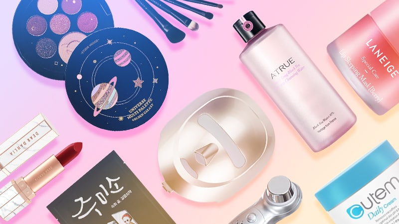 The Latest K-Beauty Items That Are Utterly Unmissable