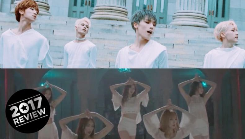 The Most Under-Appreciated K-Pop Dances Of 2017