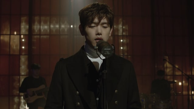 "Watch: Eric Nam Wants You To ""Hold Me"" In New MV With Live Band Performance"