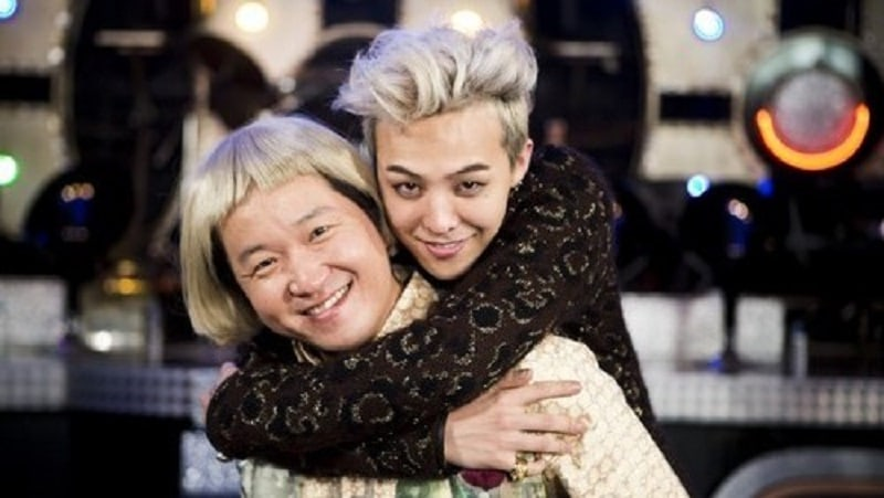 Jung Hyung Don Hilariously Reveals Why He Can't Keep In Touch With G-Dragon Anymore