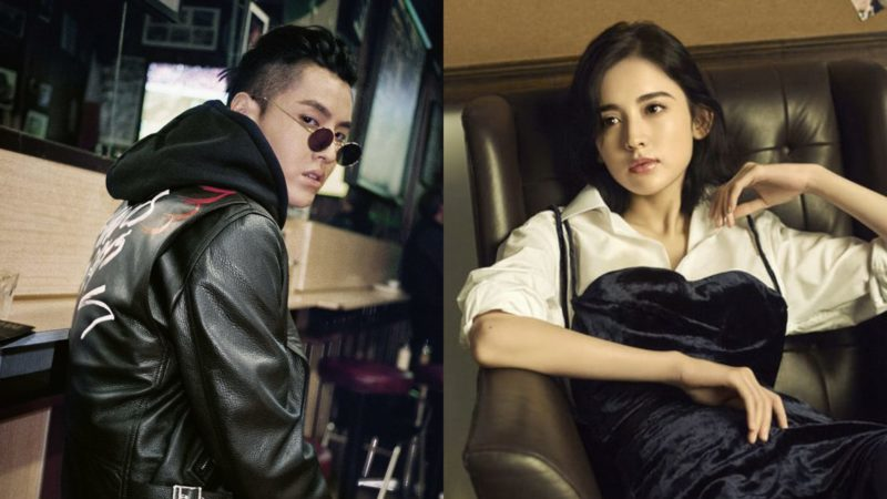 Kris And Chinese Actress Coulee Nazha Deny Dating Rumors