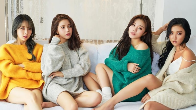 MAMAMOO Admits To Feeling Pressured By Their Beagle Image