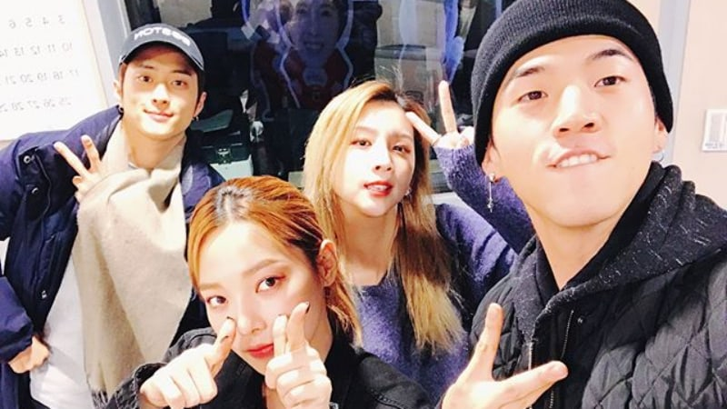 KARD Unanimously Chooses The Member They Think Would Be Worst At Dating